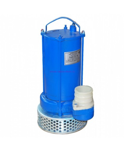 Насос для откачки грязной воды Гном 25-20 380В