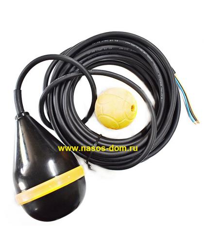 Поплавковый выключатель Tecnoplastic Flotec 10