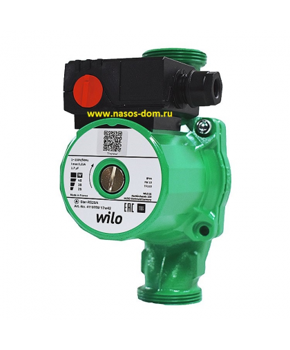 Насос для системы отопления Вило Star-RS25/4-180