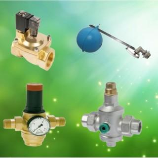 Клапана для водопровода (18)