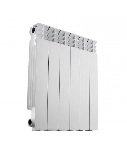 Радиатор алюминиевый отопления GAL350M/06