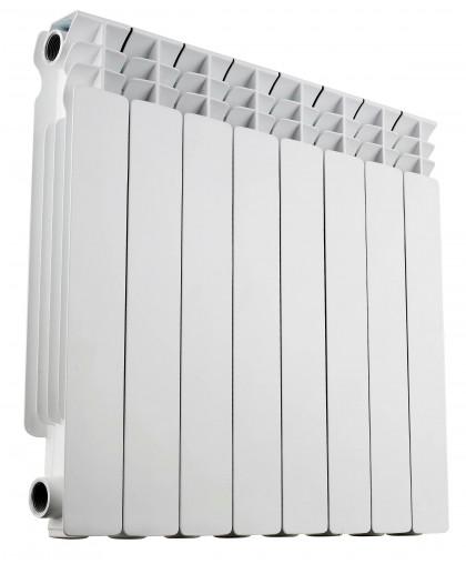 Радиатор алюминиевый отопления GAL350M/08