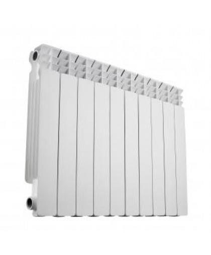 Радиатор алюминиевый отопления GAL350M/10