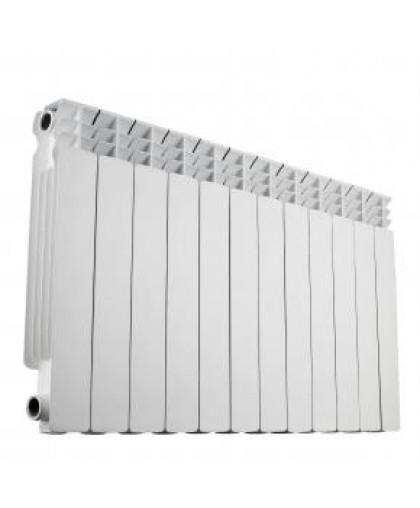 Радиатор алюминиевый отопления GAL350M/12