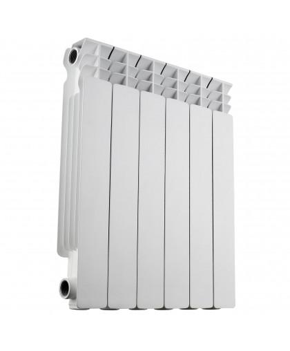 Радиатор алюминиевый отопления GAL500M/06