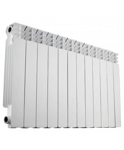 Радиатор алюминиевый отопления GAL500M/12