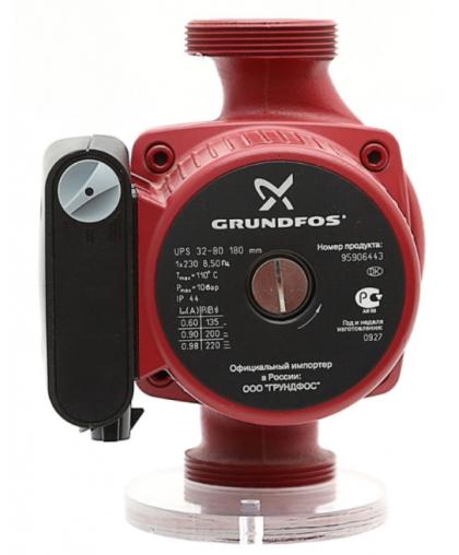 Насос циркуляционный Grundfos UPS 32-80