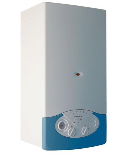 Двухконтурный газовый котел для отопления Ariston Matis 24 FF NG