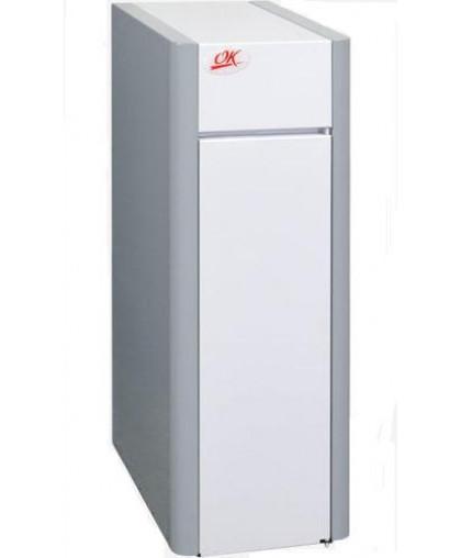 Котел газовый напольный дымоходный ОК-10