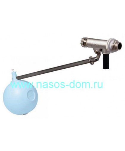 """Клапан поплавковый усиленный для бака FARG 1"""""""